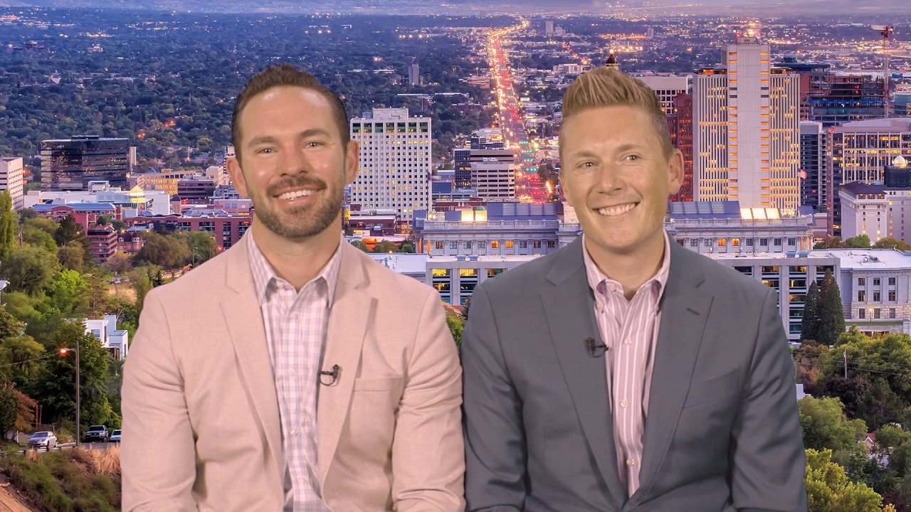 Salt Lake City – Season 2 – Episode 59 – Shane Roxburgh & Adam Stark