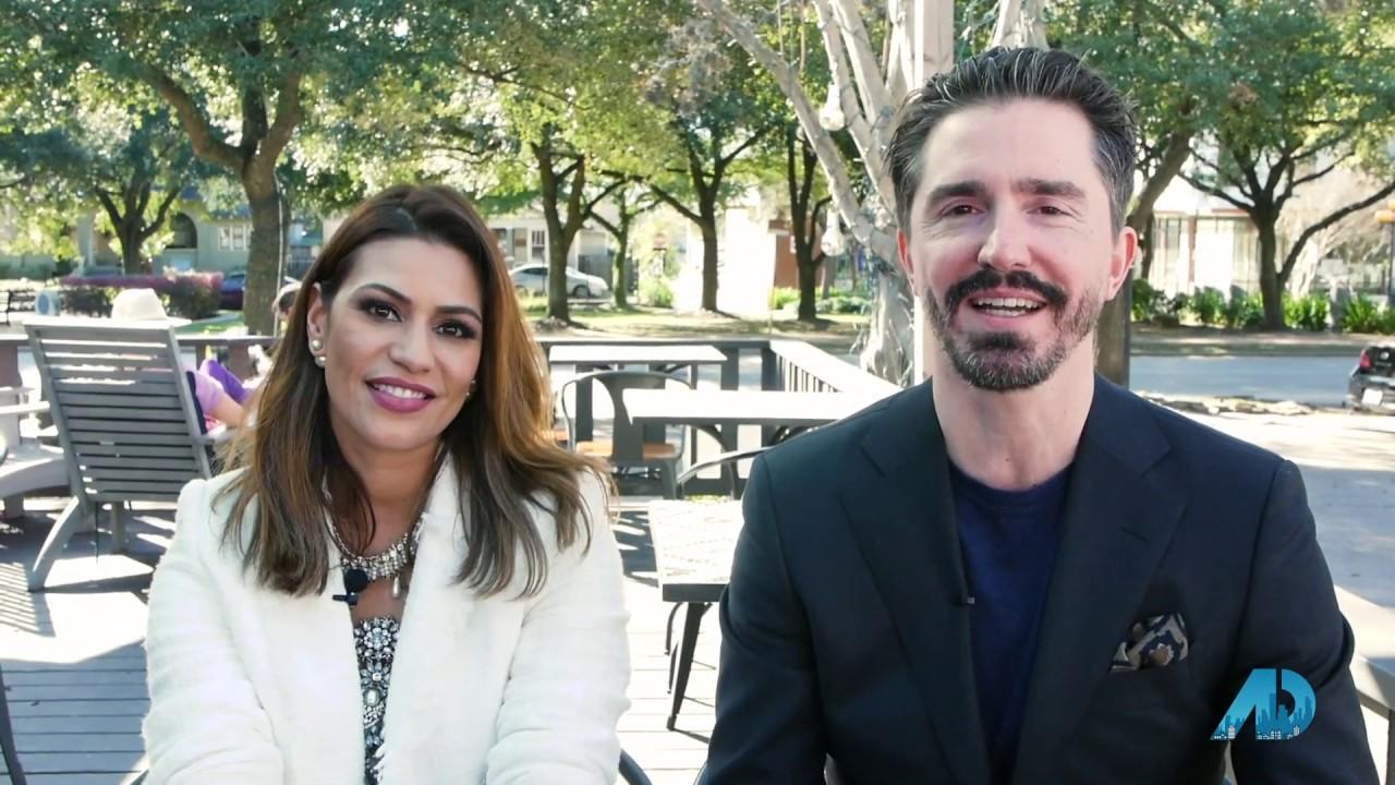 Houston – Season 3 – Episode 7 – Lisa Gergory & Shawn Manderscheid