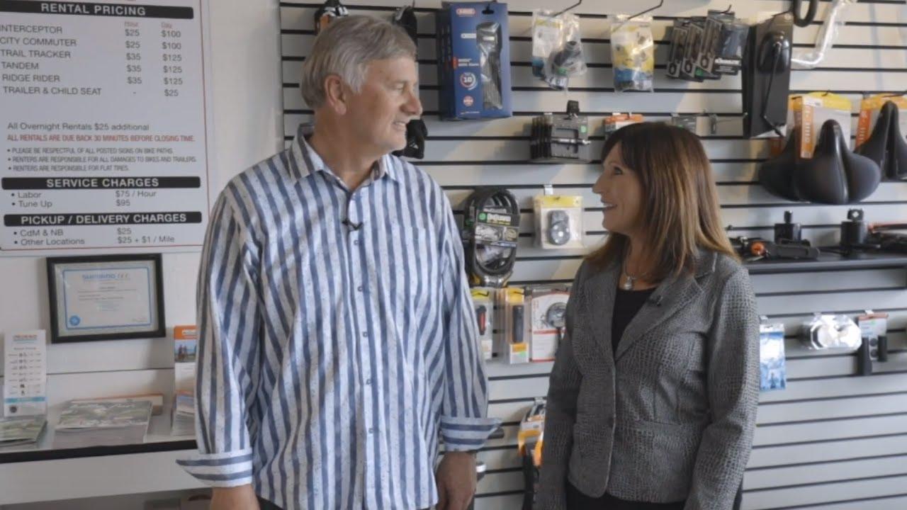 The American Dream TV – Newport Beach – S4 – E7- Angela Caliger & Jim Watson