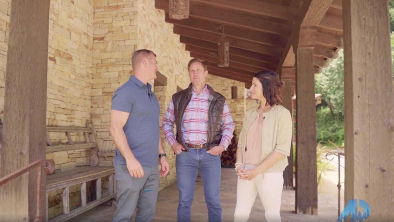 The American Dream TV – Carmel – Season 4- Episode 12- Mark Peterson & Dana Bambace