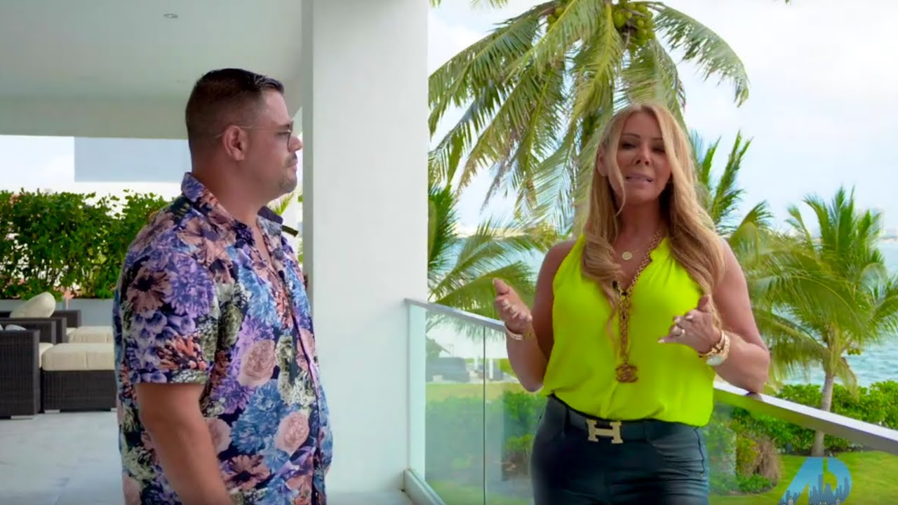 The American Dream TV – Miami – Season 4 – Episode 12- Connie Cabral & Carlo DiPasquale