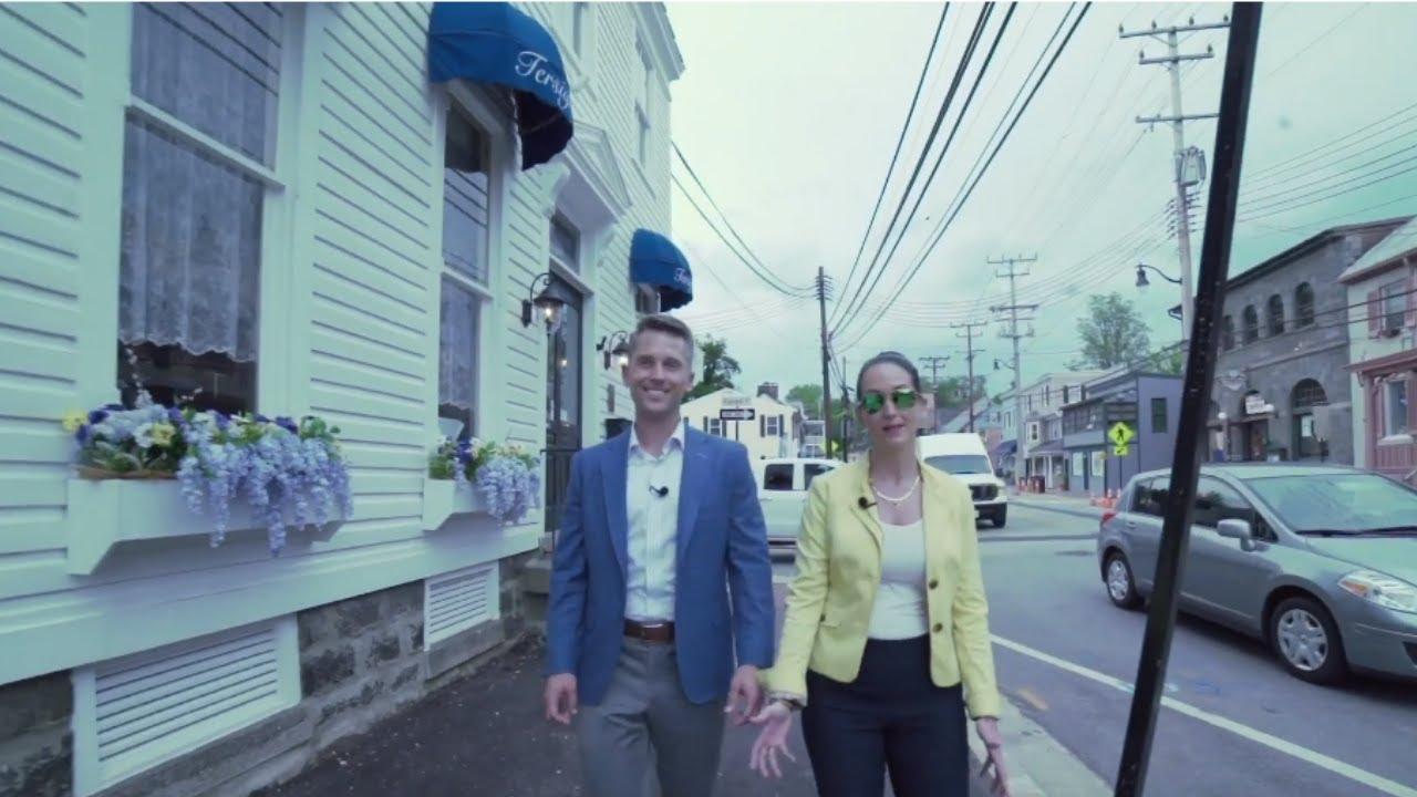 The American Dream TV – Baltimore – Season 4 – Episode 11 – Veronica Sniscak & Gary Ahrens