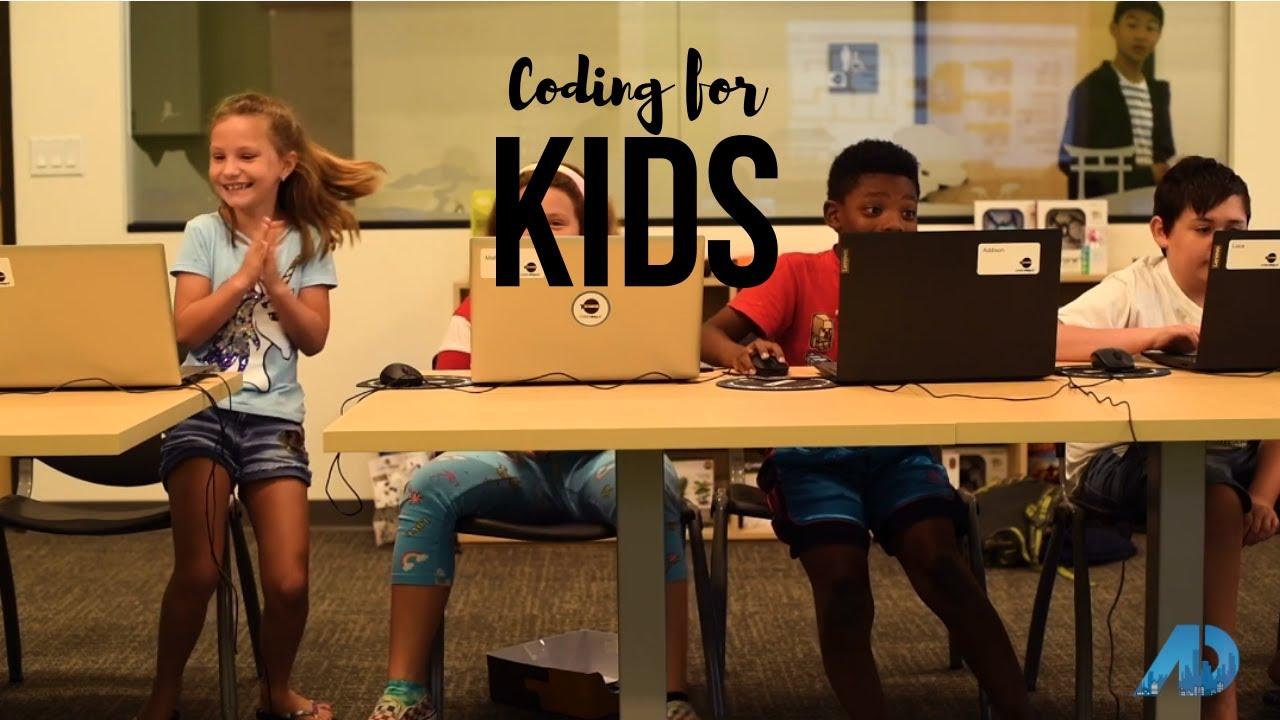 Coding For Kids – Jen Tran – The American Dream TV