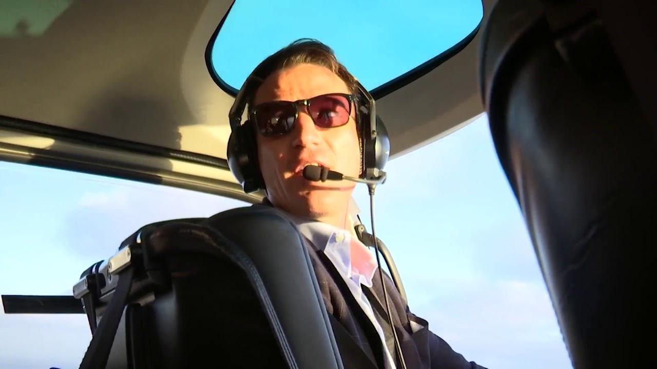 The American Dream San Diego – Season 1 – Seth O'Byrne – Helicopter Tour