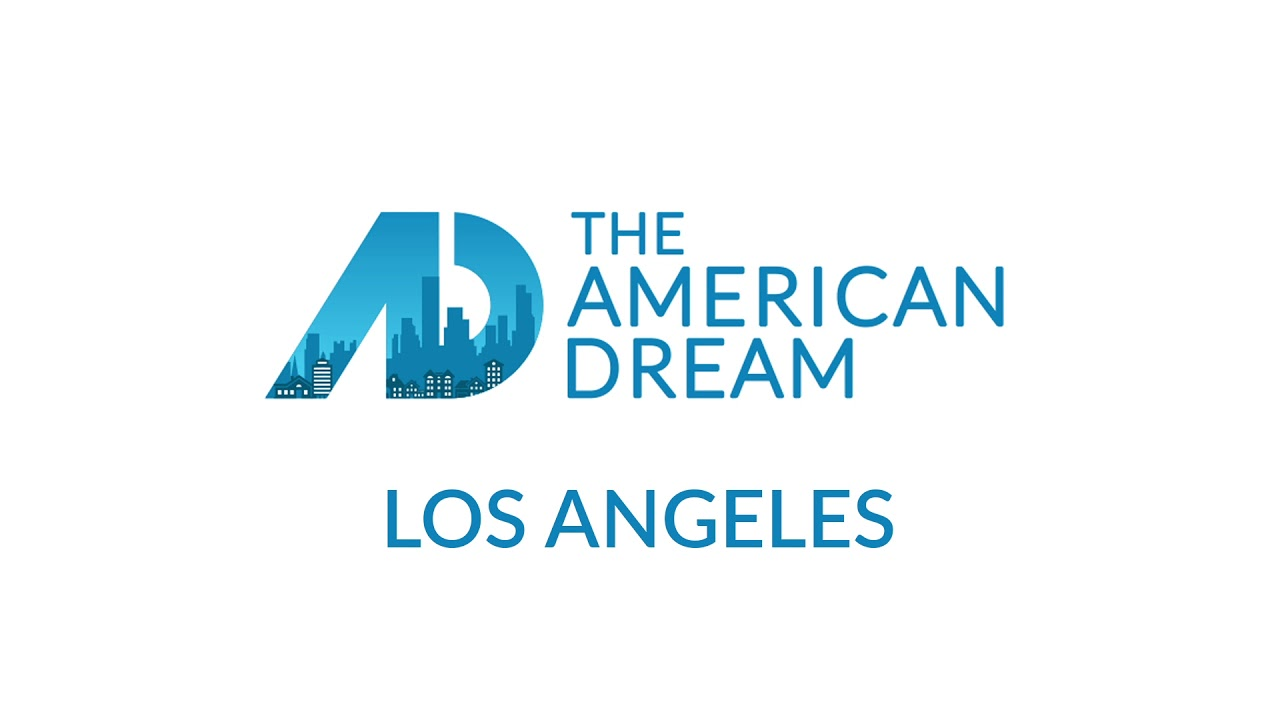 LOS ANGELES title card
