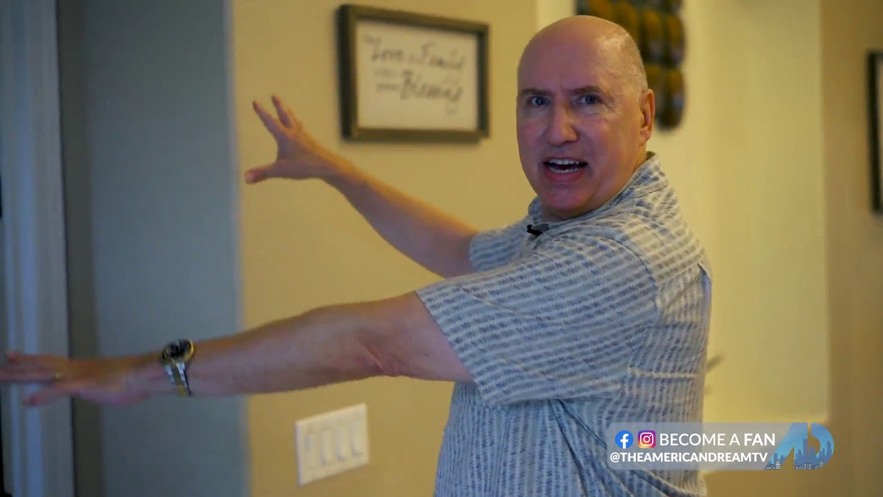 The American Dream TV – Tampa Bay – Season 5 – Episode 12 – Jenn Ferlita & Dan Kempka