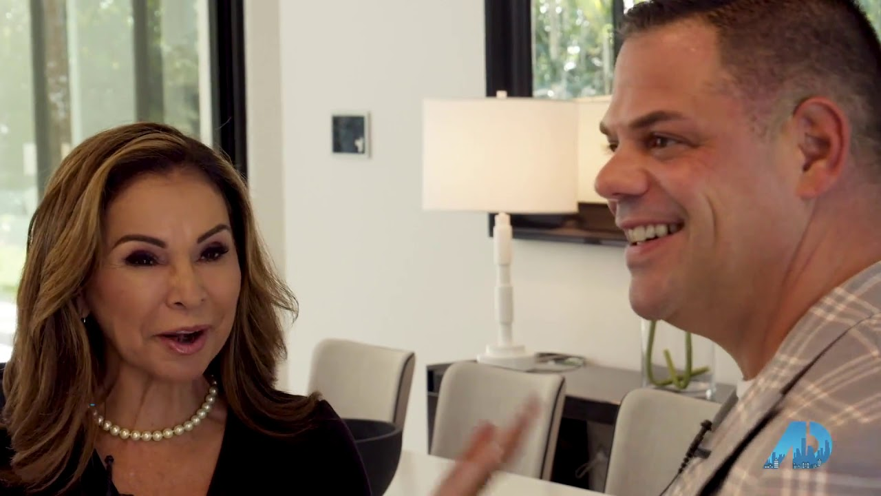 The American Dream – Miami – S7 E11 – Angel and Sandra