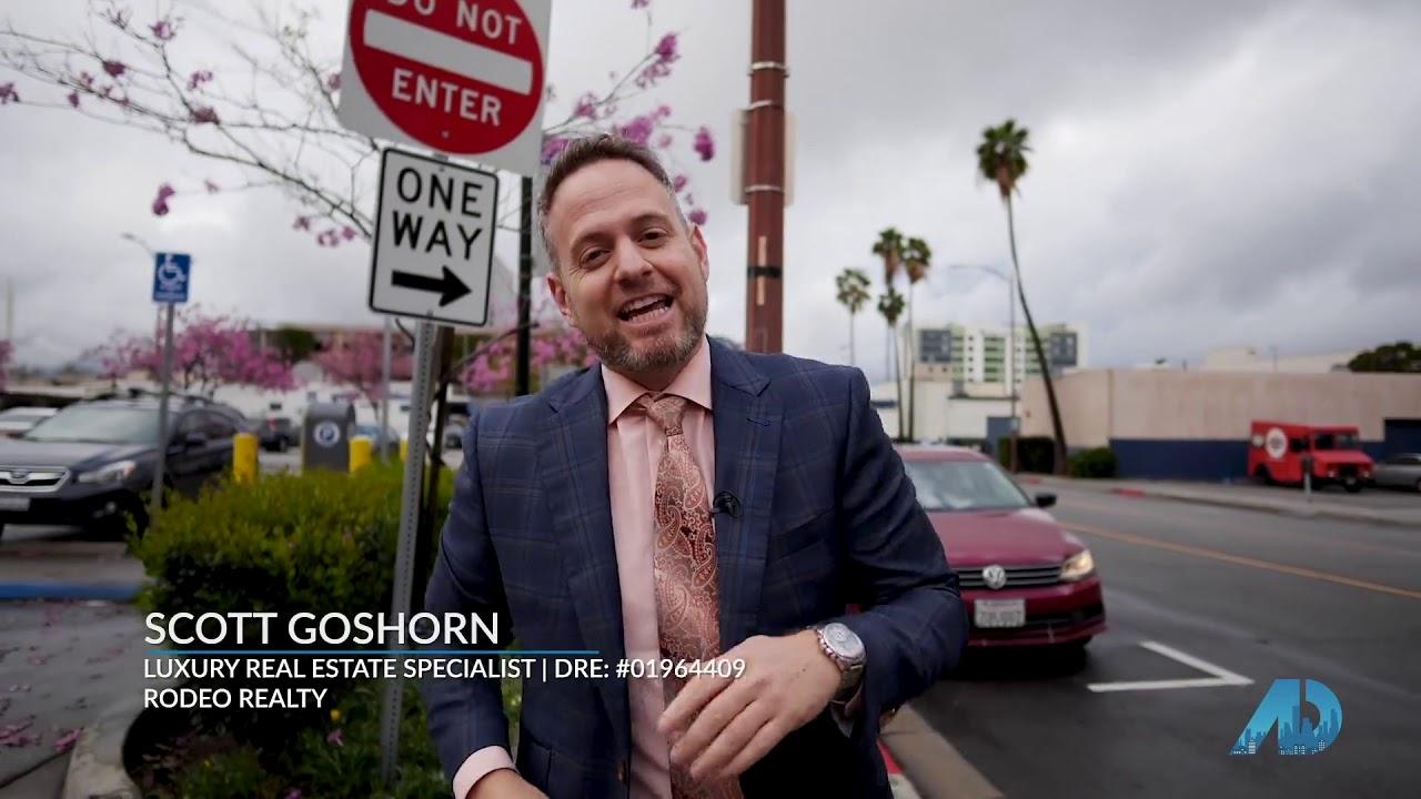 The American Dream – Los Angeles I – S7 E15- Scott