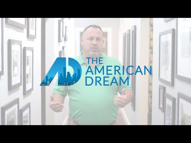 The American Dream – Chris Crowley On What It Takes to Sell Your Home In Cincinnati – S7E17